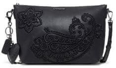 Desigual černá kabelka Cachemire Catania