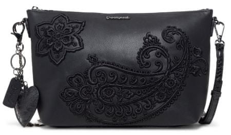 Desigual torebka damska Cachemire Catania czarna