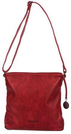 JustBag ženska torbica, rdeča