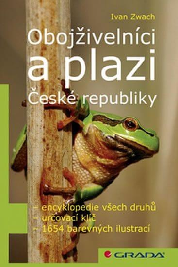 Zwach Ivan: Obojživelníci a plazi České republiky