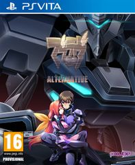 pQube igra Muv Luv: Alternative (PSVita)