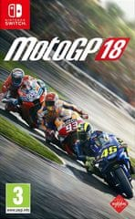 Milestone igra MotoGP 2018 (Switch)