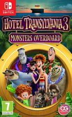 Namco Bandai Games igra Hotel Transylvania 3: Monsters Overboard (Switch)