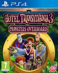 Namco Bandai Games igra Hotel Transylvania 3: Monsters Overboard (PS4)