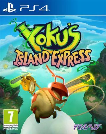 Team 17 igra Yoku's Island Express (PS4)