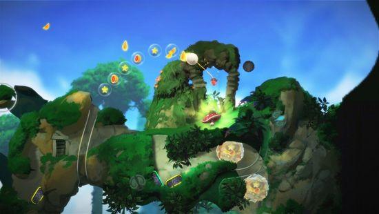 Team 17 igra Yoku's Island Express (Switch)