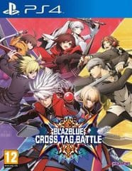 pQube igra BlazBlue Cross Tag Battle (PS4)