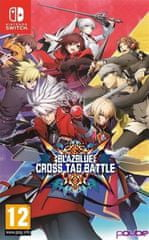 pQube igra BlazBlue Cross Tag Battle (Switch)