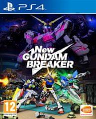 Namco Bandai Games igra New Gundam Breaker (PS4)