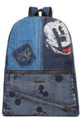 Desigual dámský modrý batoh Exotic Mickey Milan