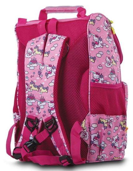 Pixie Crew šolski nahrbtnik Hello Kitty