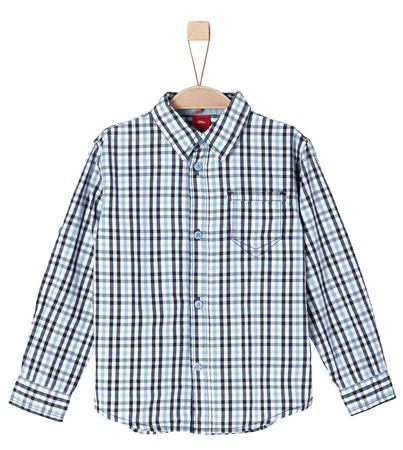 s.Oliver chlapecká košile 104 - 110 tmavě modrá