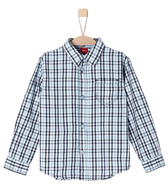 Oliver chlapecká košile 104 - 110 tmavě modrá 7c1ed1f549