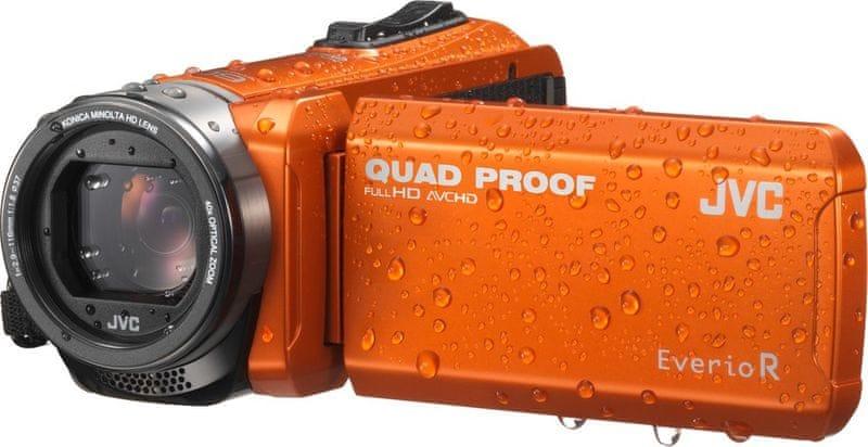 JVC GZ-R405 Orange (GZ-R405D)