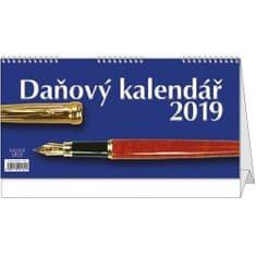 Kalendář stolní pracovní Daňový