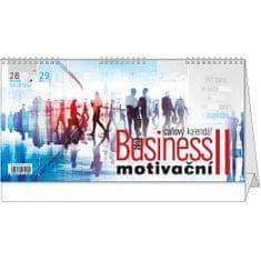 Kalendář stolní pracovní Business II. motivační