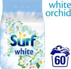 Surf White prášok Orchid & Jasmine 4,2 kg (60 praní)