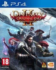 Namco Bandai Games igra Divinity: Original Sin II (PS4) - datum izida 31.8.2018