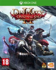 Namco Bandai Games igra Divinity: Original Sin II (Xbox One) - datum izida 31.8.2018