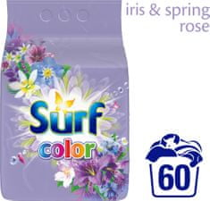 Surf Color prací prášok Iris & Spring rose 4,2 kg (60 praní)
