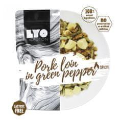 Lyofood Vepřové se zeleným pepřem a bramborem