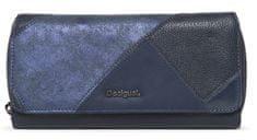 Desigual dámská tmavě modrá peněženka Priya Maria
