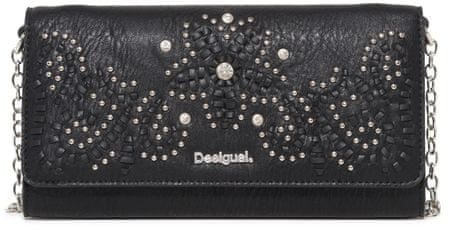 Desigual portfel damski czarny Dixie Wallet Bag