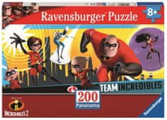 Ravensburger Rodinka Úžasných 2 200 dielikov