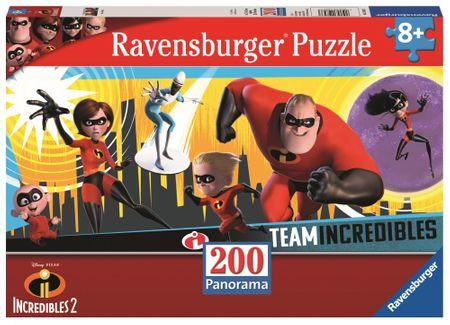 Ravensburger Puzzle Iniemamocni 2 200 szt.