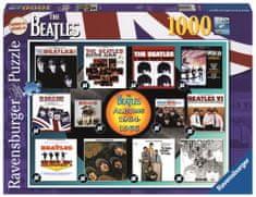 Ravensburger The Beatles: Skladby 1000 dílků