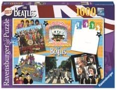 Ravensburger The Beatles: Alba 1967-1970 1000 dílků