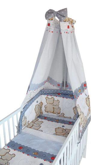 COSING 4-delni set posteljnine Comfort