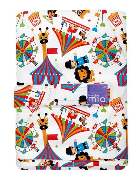 Bambinomio Přebalovací podložka 60×43, Circus Time