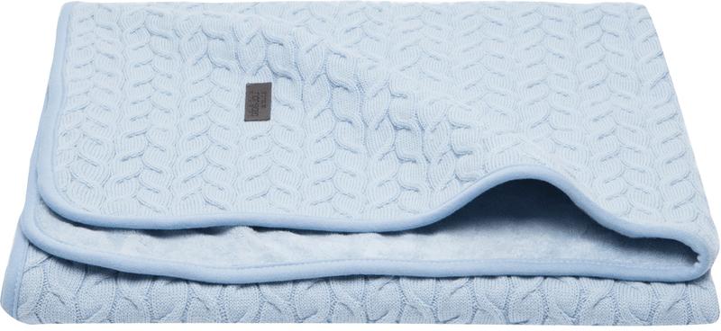 Bebe-jou Dětská deka Samo 90x140 cm - Fabulous frosted blue