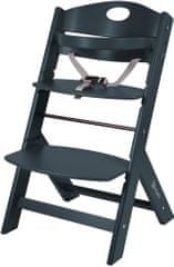 BabyGO Krzesełko dziecięce Family czarny