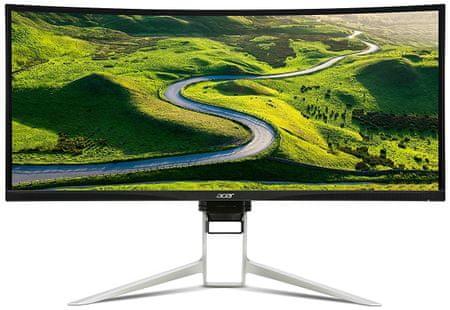 """Acer XR342CK 34"""" herní LED monitor (UM.CX2EE.009)"""