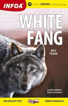 London Jack: Bílý tesák / White Fang - Zrcadlová četba