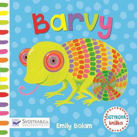 Bolamová Emily: Barvy - Dotyková knížka