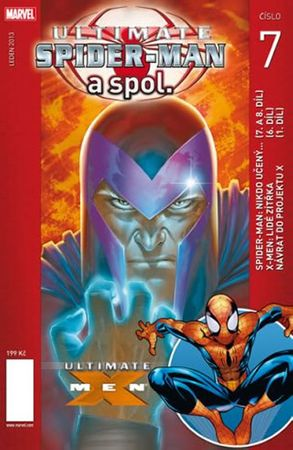 Bendis Brian Michael: Ultimate Spider-man a spol. 7