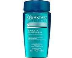 Kérastase Šampon pro citlivou vlasovou pokožku pro normální až smíšené vlasy Bain Vital Dermo-Calm (Hypoallerg
