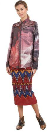 Desigual ženska srajca Bali, XS, večbarvna