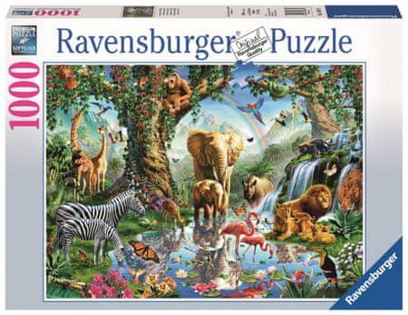 Ravensburger Puzzle Przygoda w Dżungli 1000 szt.