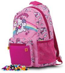 Pixie Crew Hello Kitty detský pixelový batoh