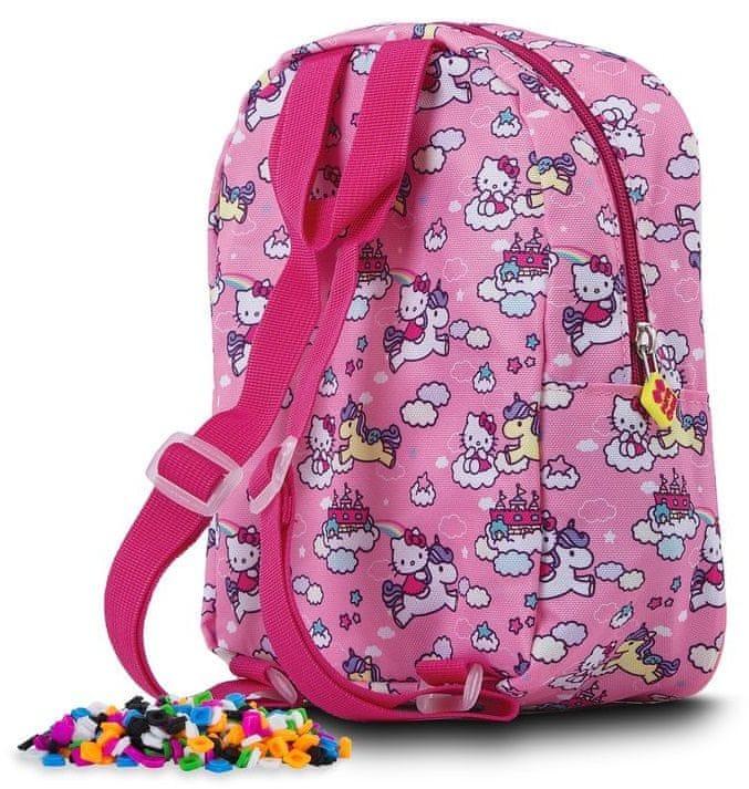 Pixie Crew Hello Kitty pixelový mini batůžek