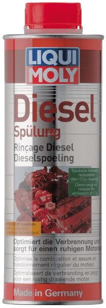 Liqui Moly Přípravek pro čištění dieselových vstřiků, 0,5 l
