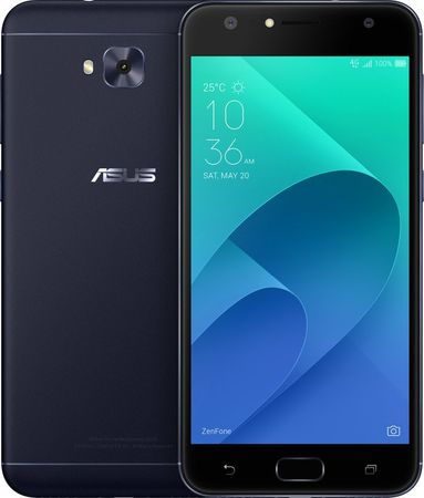 Asus ZenFone 4 Selfie, (ZD553KL), čierny