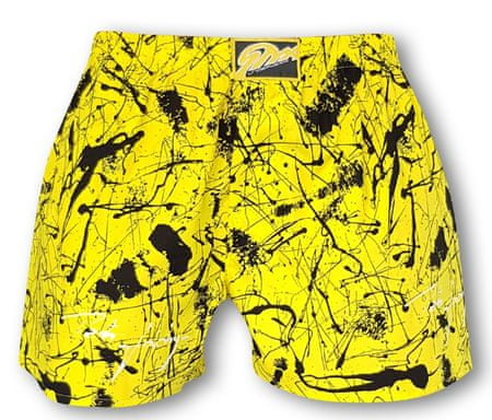 Styx bokserki męskie, M, żółte