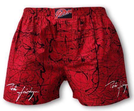 Styx moške kratke hlače, M, rdeče