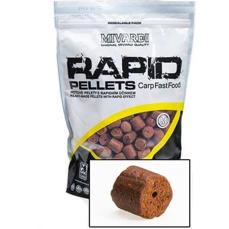 MIVARDI pelety Rapid Extreme 1kg 16mm spiced protein