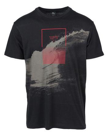 Rip Curl pánské tričko Fadephoto M černá